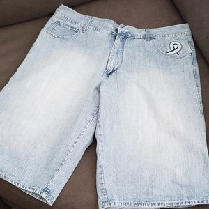 Men's echo unlimited denim shorts